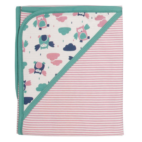 Kite Clothing Autumn-18 Baby Owl blanket