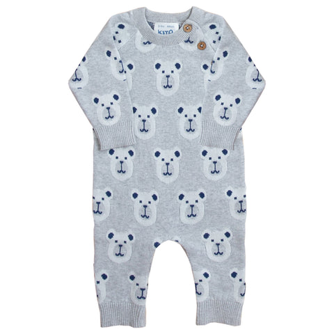 Kite Clothing Beary knit romper