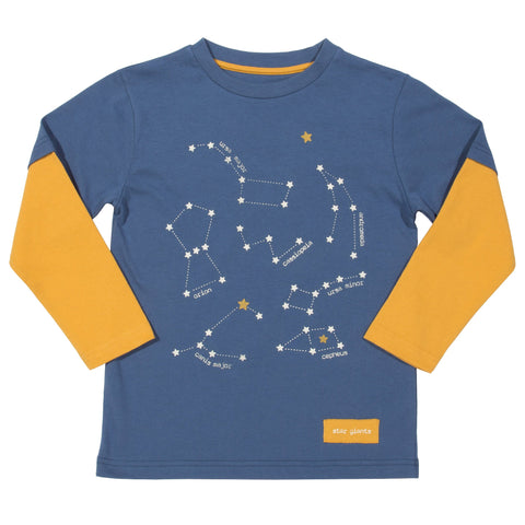 Kite Clothing Autumn-18 Boys Star giants t-shirt