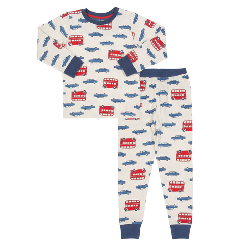 Kite Clothing Autumn-18 Boys Beep beep pyjamas