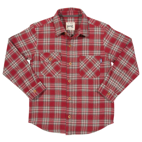 Kite Clothing Winter-18 Boys Check shirt