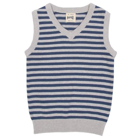 Kite Clothing Winter-18 Boys Stripy tank top