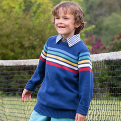 Kite Clothing Retro stripe jumper