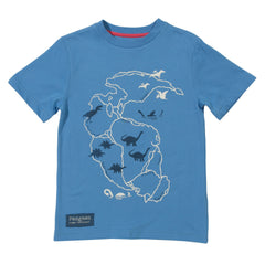 Kite Clothing SP17 Boys Pangaea t-shirt