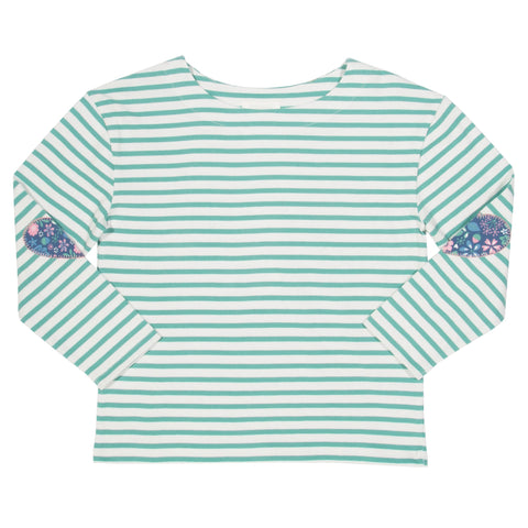 Kite Clothing Autumn-18 Girls Breton heart top