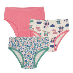 Kite Clothing Autumn-18 Girls 3 pack briefs