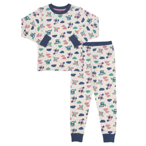 Kite Clothing Autumn-18 Girls Owl pyjamas