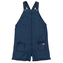 Kite Clothing Denim frill dungarees