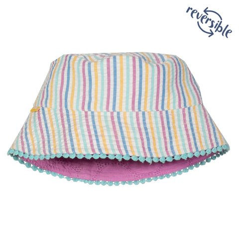 Kite Clothing Seersucker sun hat
