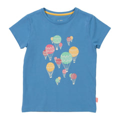 Kite Clothing SP17 Girls Balloons t-shirt
