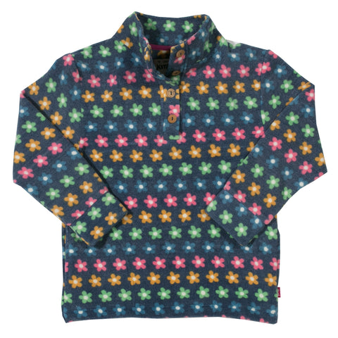Kite Clothing SP17 Girls Flower fleece