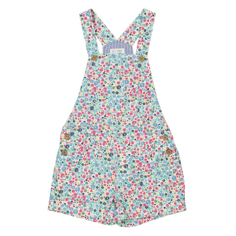 Kite Clothing SP17 Girls Ditsy dungarees