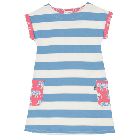 Kite Clothing SP17 Girls Durdle door dress