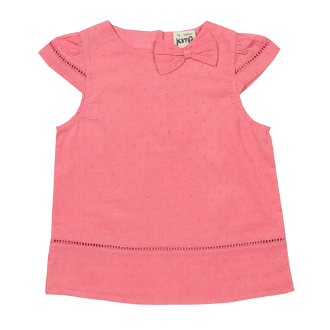 Kite Clothing SP17 Girls Bow blouse