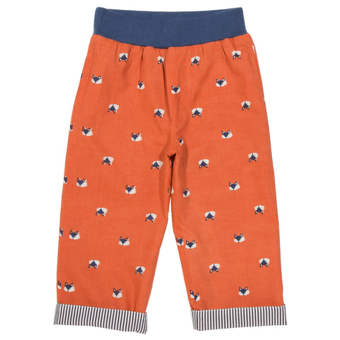 Kite Clothing Autumn-18 Toddler-boys Foxy reversible pull ups