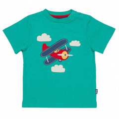 Kite Clothing Prop plane t-shirt