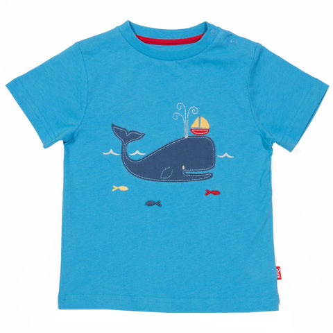 Kite Clothing Whale-of-a-time t-shirt