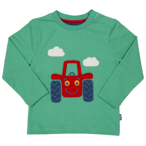 Happy tractor t-shirt