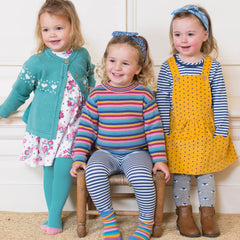 Kite Clothing Autumn-18 Toddler-girls Mini stripy t-shirt