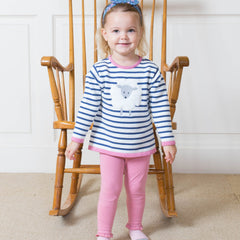 Kite Clothing Autumn-18 Toddler-girls Sheepy jumper