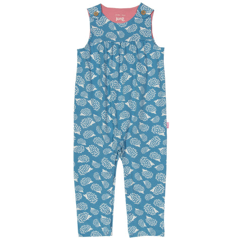 Kite Clothing Autumn-18 Toddler-girls Hedgehog dungarees