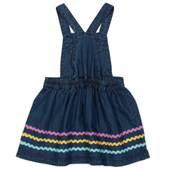 Kite Clothing Ric rac pinafore