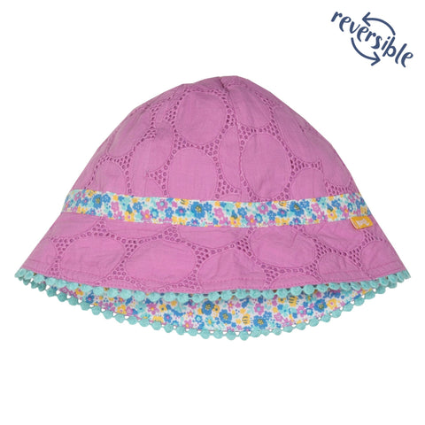 Kite Clothing Broderie sun hat