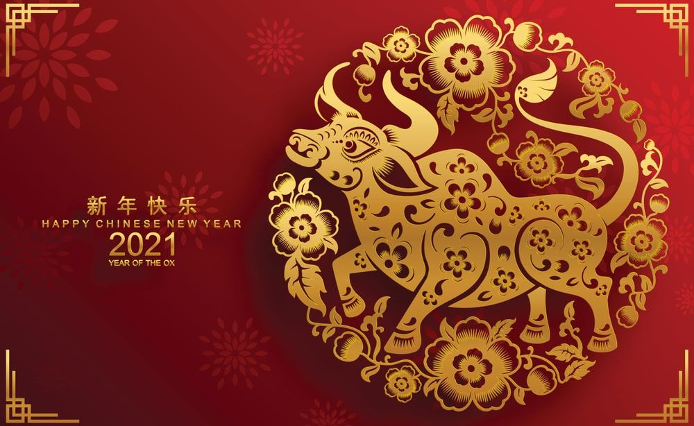 Chinese New Year 2021 Gifts and Hampers