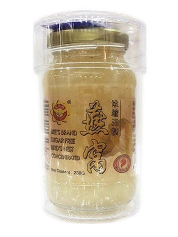 Sugar Free Bird's Nest Concentrated 蜂标无糖浓缩燕窝—230ml