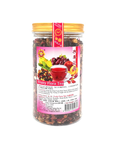 Fruity Flora Tea 水果花茶—240g