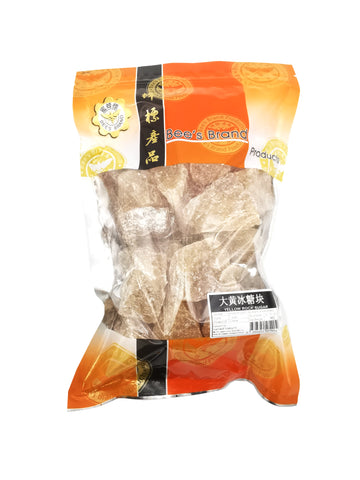 Yellow Rock Sugar 大黄冰糖—1kg