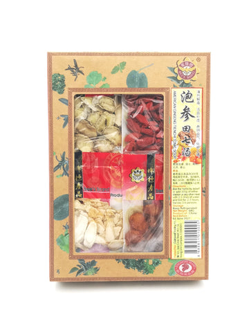 American Ginseng Tienchi Tonic Soup 泡参田七汤—68g
