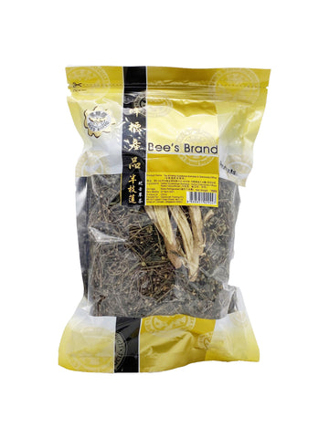 Tea of Herba Scutellariae and Oldenlandia 半枝莲蛇舌草甘草茶 100g