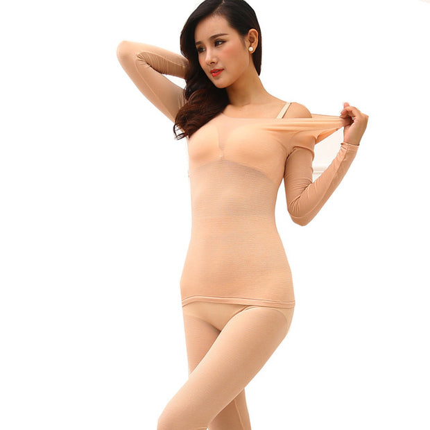 Seamless Thermal Underwear