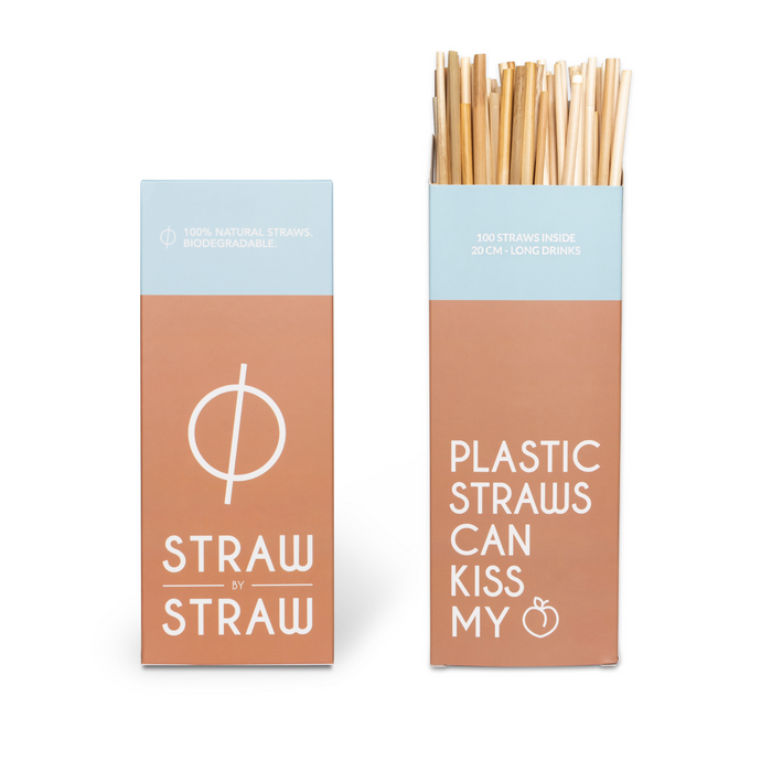 How to Use Straw by Straw - The Inclusive Straw Alternative to Plastic