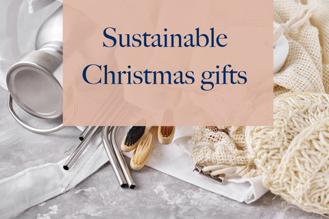 Christmas Gifts Eco Friendly Sustainable