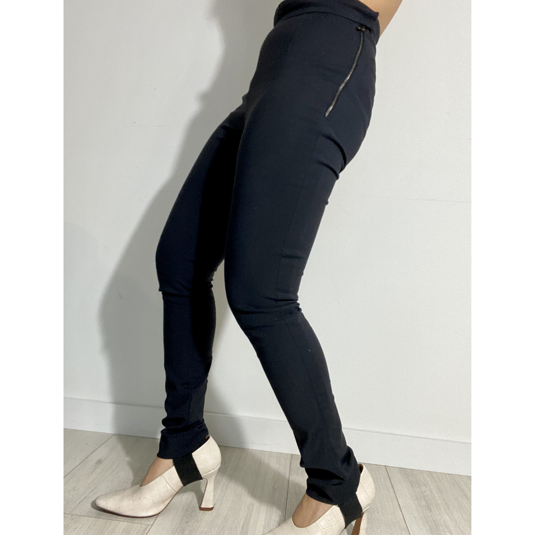 Stirrup legging trousers