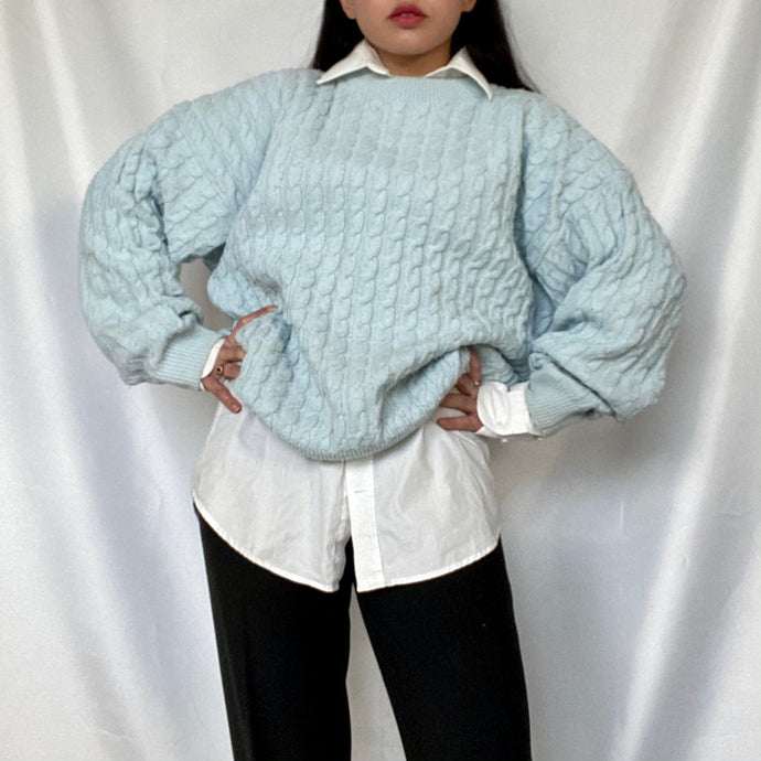 Find Second Hand Chunky Pullovers at Thrifted-Vintage.com