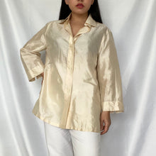 Load image into Gallery viewer, Pure Silk Blouse