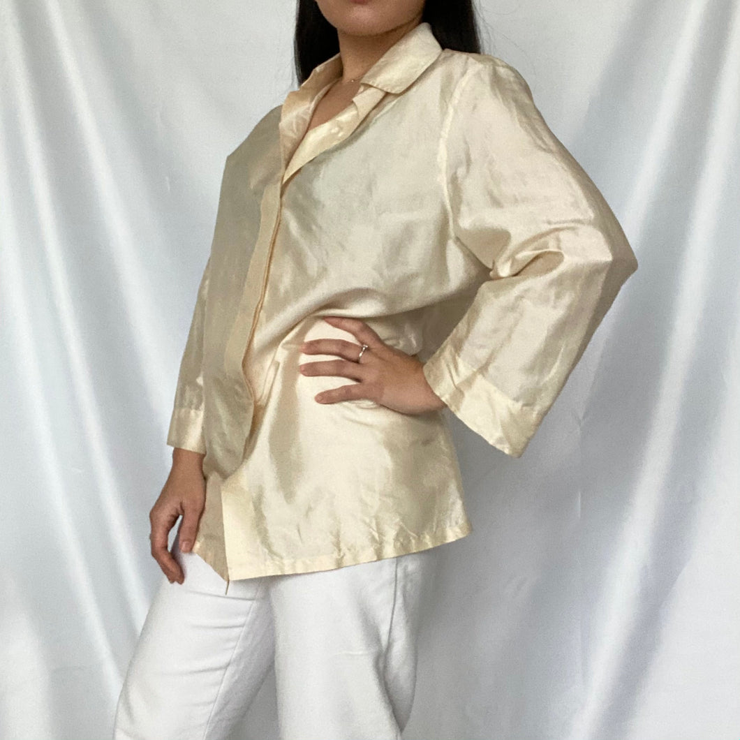 Pure Silk Blouse