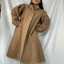 Load image into Gallery viewer, Oversized Wool Cape