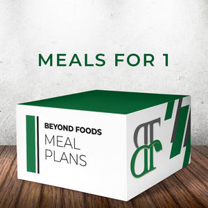 Complete Whole Meal Plan for 1 - Local Delivery Only