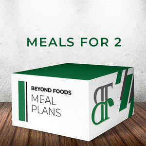 Complete Whole Meal Plan for 2 - Local Delivery Only