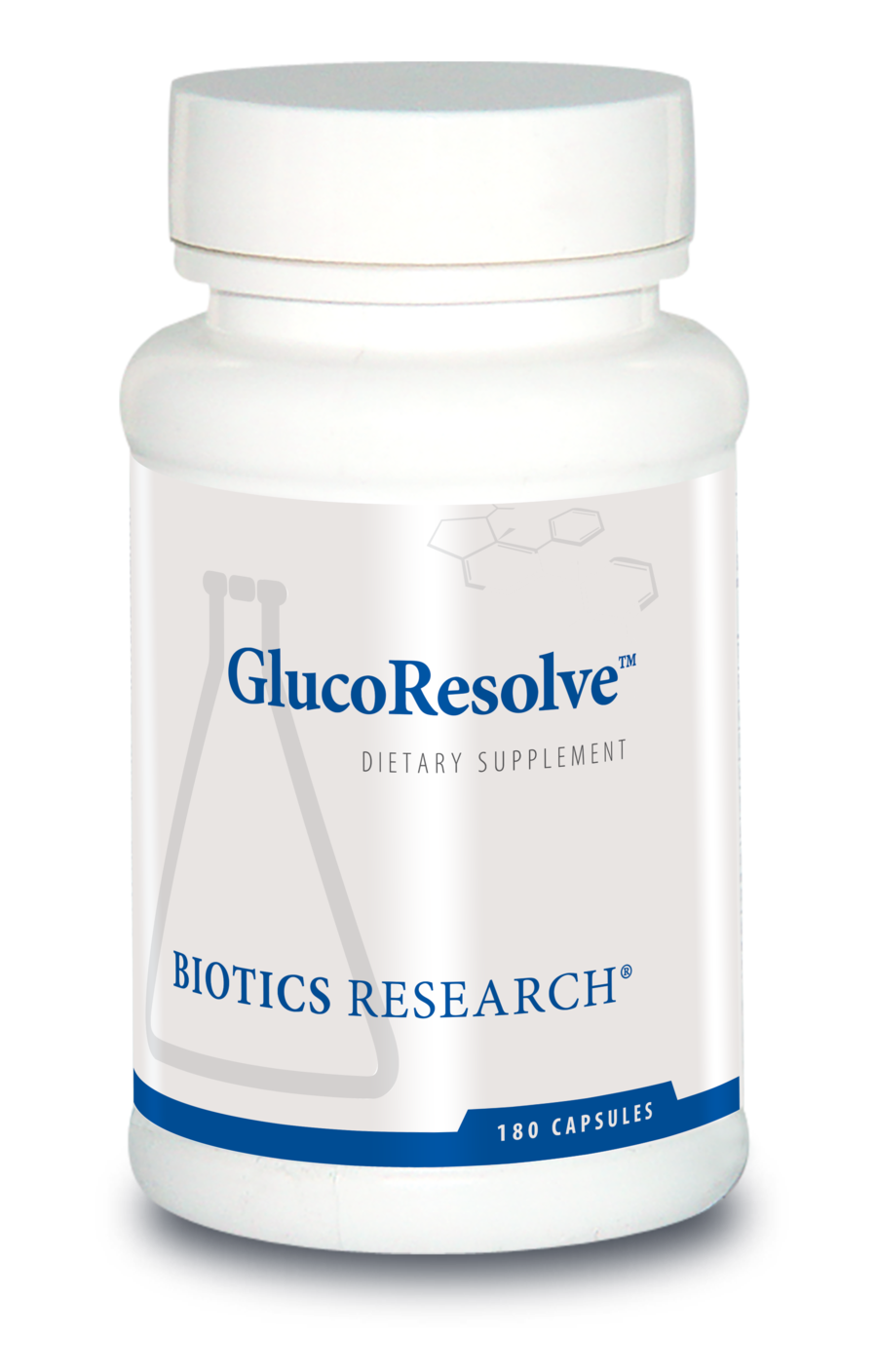Gluco Resolve -180 count