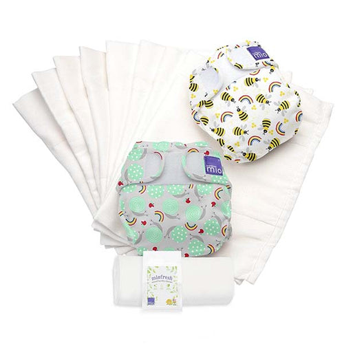 mioduo diaper set