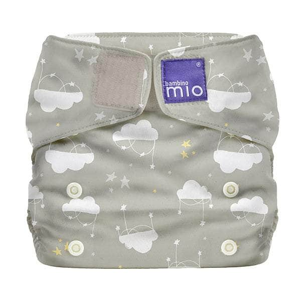 Bambino Mio miosolo All-in-one Reusable Nappy Sweet Dreams