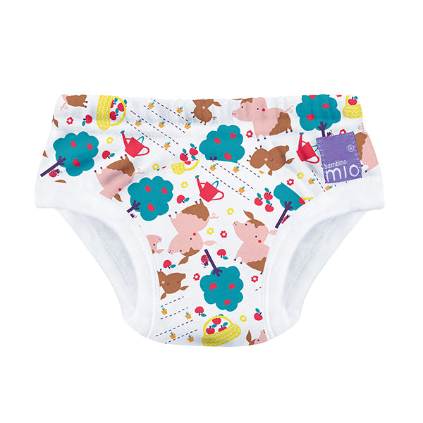 Bambino Mio Potty Training Pants Years Teal 3