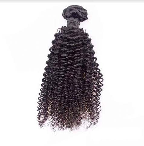 INDIAN CURLY BUNDLES + FRONTAL DEAL - Krowntique