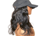 INDIAN BASEBALL CAP WIG - Krowntique