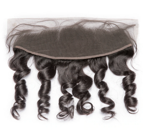 BRAZILIAN LOOSE WAVE 13X4 - Krowntique
